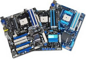 Motherboard AMD Socket  AM3+
