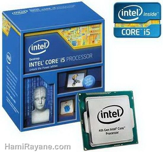 Intel Core i5 - 3.2GHz - 4460