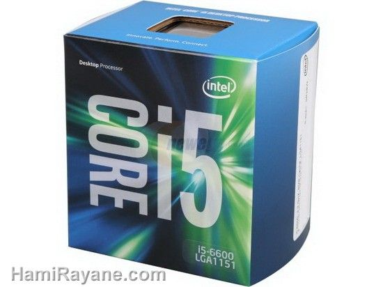 Intel Core i5-6600 6M Skylake Quad-Core 3.3GHz