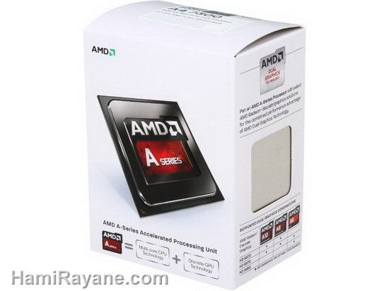 AMD A4-7300 Richland Dual-Core 4.0 GHz