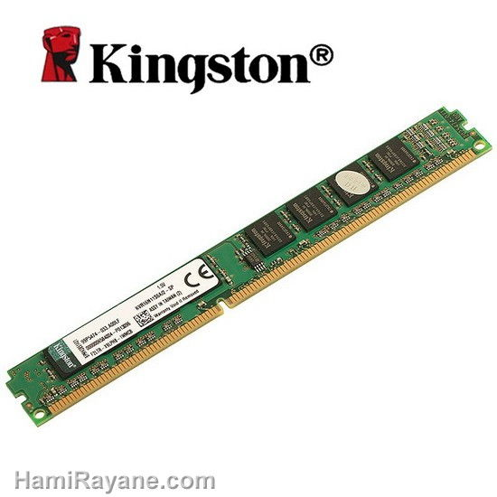 رم کینگاستون KINGSTON - 4GB - 1600