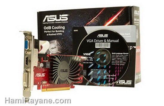 خرید کارت گرافیک ایسوس - buy ASUS - ATI RADEON - HD 5450 - 2GB