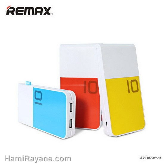 REMAX COLORFUL 10000 - Power Bank