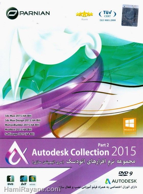 autodesk collections 2015