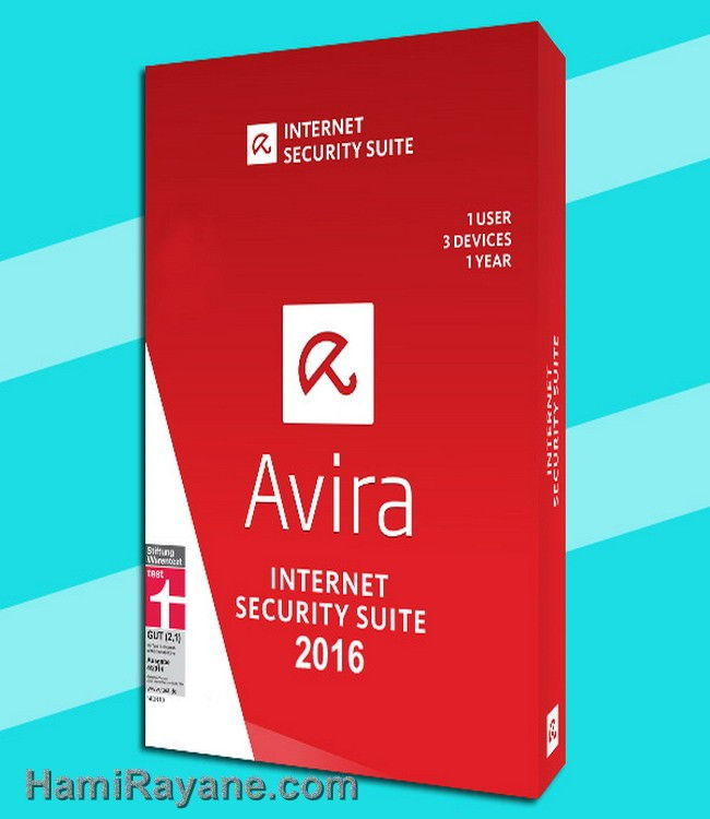 Licenses Avira Antivirus Security 3Dev
