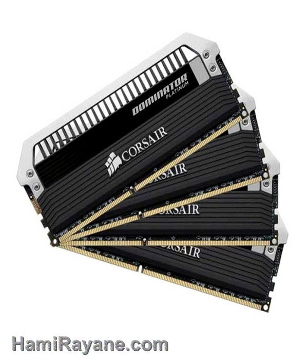 Corsair - Dominator Platinum Series 16GB (4 x 4GB) DDR4 3600