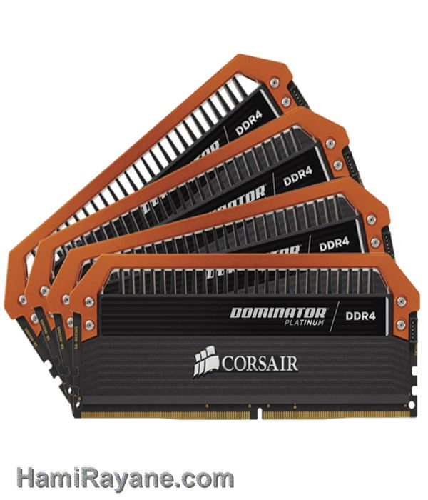 Corsair - Dominator Platinum Series 16GB (4 x 4GB) DDR4 3400