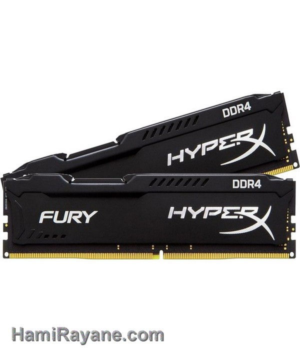 KINGSTON - DDR4 - 16GB (2 x 8GB) 2400