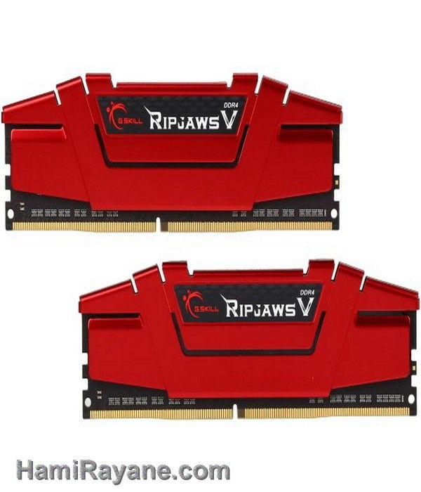 G.SKILL - DDR4 - Ripjaws 4 series 16GB (2 x 8GB) 2400