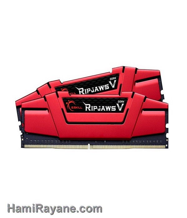 رم جی اسکیل دی دی آر فور G.SKILL - DDR4 - Ripjaws 4 series 16GB (2 x 8GB) 2400