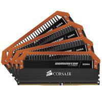 رم کورسیر دی دی آر فور  Corsair - Dominator Platinum Series 16GB (4 x 4GB) DDR4 3400