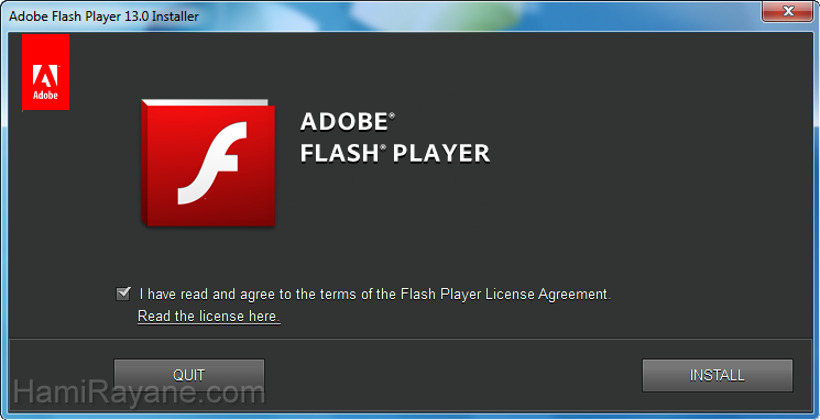 Adobe Flash Player 32.0.0.156 (IE)