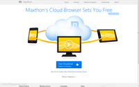 Maxthon Cloud Browser 5.2.3.5000