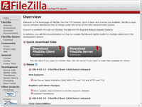 FileZilla 3.42.0 64-bit FTP Client