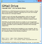Download GMail Drive