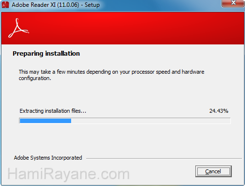 Adobe Reader 11.0.10 Picture 1