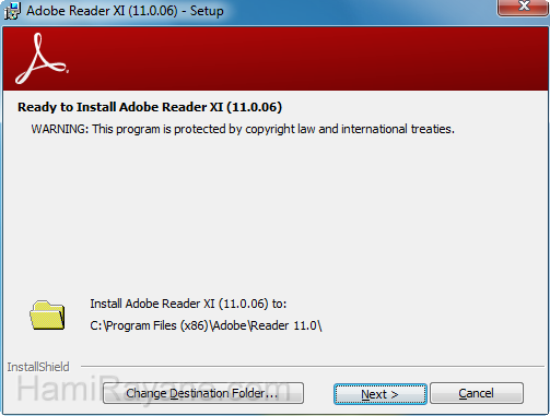 Adobe Reader 11.0.10 Picture 2