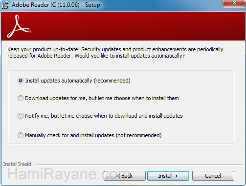 Adobe Reader 11.0.10 Picture 3