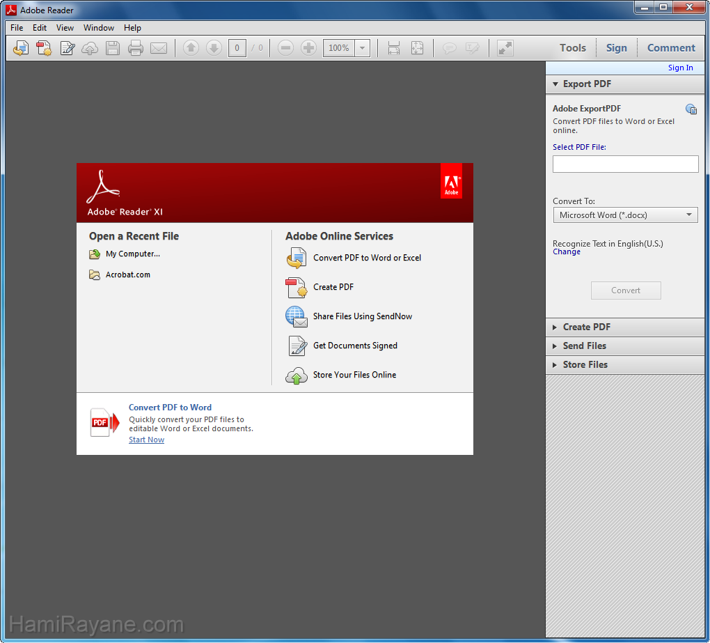 Adobe Reader 11.0.10 Picture 6