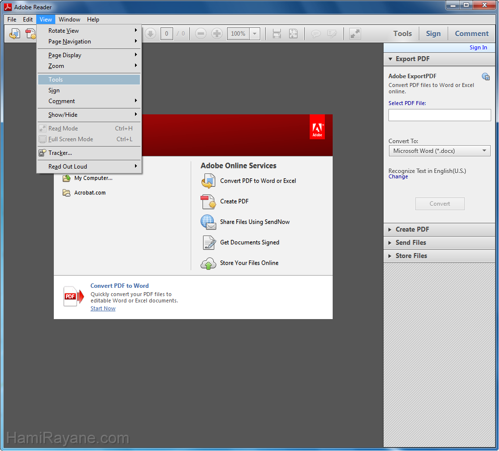 Adobe Reader 11.0.10 Picture 7