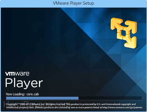 VMware Player 14.1.1 Picture 1