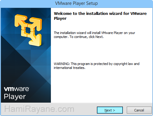 VMware Player 14.1.1 Picture 2