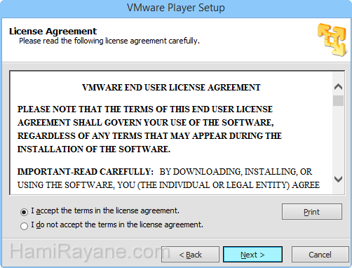 VMware Player 14.1.1 Picture 3