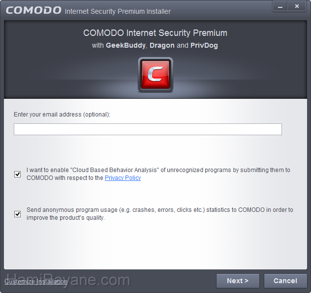 Comodo Internet Security 10.1.0.6476 그림 3