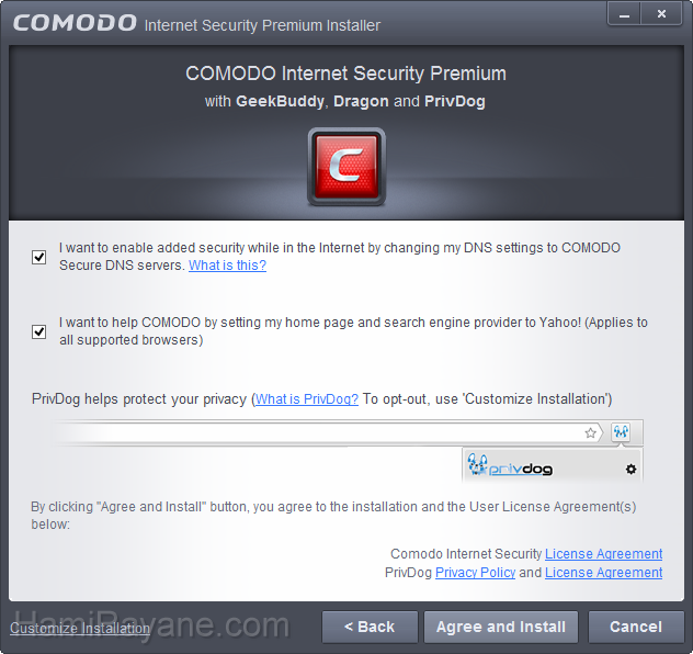 Comodo Internet Security 10.1.0.6476 그림 4
