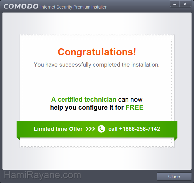 Comodo Internet Security 10.1.0.6476 그림 6