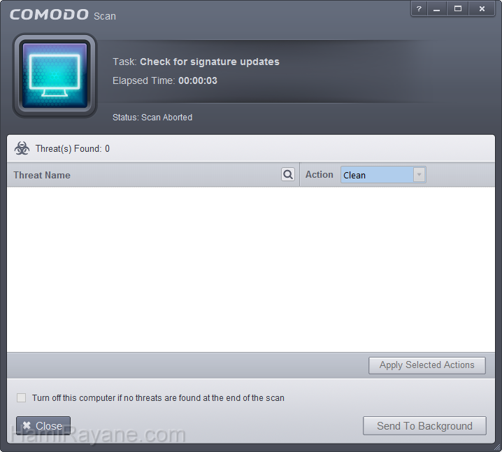 Comodo Internet Security 10.1.0.6476 그림 8