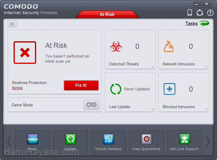 Comodo Internet Security 10.1.0.6476 그림 9