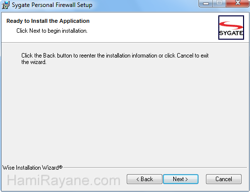 Sygate Personal Firewall 5.6.2808 Picture 4