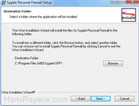 다운로드 Sygate 개인 방화벽 - Download Sygate Personal Firewall 5.6.2808