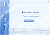 Download 4shared Desktop 4.0.3