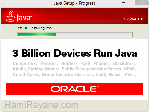 Java Runtime Environment 8.0 build 201 (32-bit) JRE Immagine 2