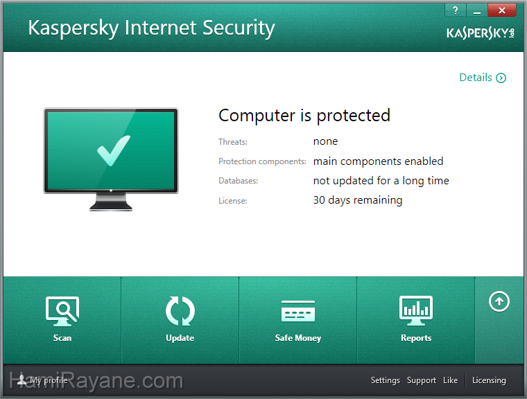 Kaspersky Anti-Virus 17.0.0.611 Картинка 4
