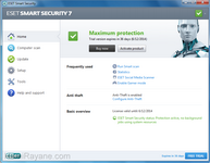 Скачать NOD32 - Download ESET NOD32 AntiVirus 11.0.159.0 (32bit)