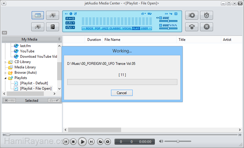 jetAudio 8.1.6 Basic