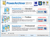 Télécharger PowerArchiver