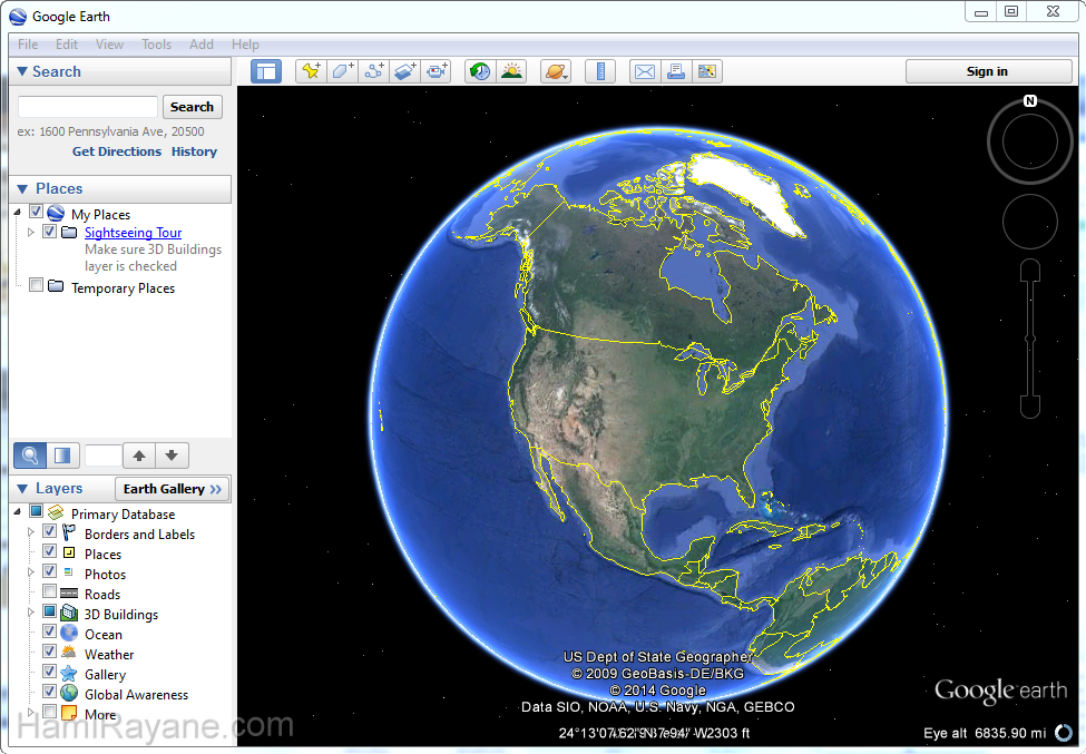 Google Earth 7.3.2.5495 Picture 6