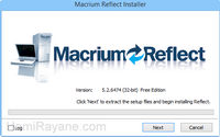 다운로드 Macrium 반영 반영 - Download Macrium Reflect 7.1.2833 Free Edition