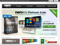 Nero Multimedia Suite 15.0.09300
