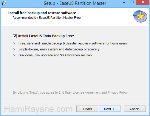 EaseUS Partition Master Free 12.8 Picture 3