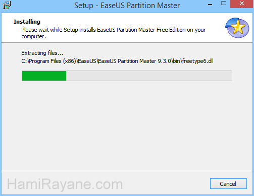 EaseUS Partition Master Free 12.8 Picture 4