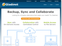 Gladinet Cloud Desktop 4.0.1027