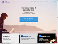 BitTorrent 7.10.5 Build 44995