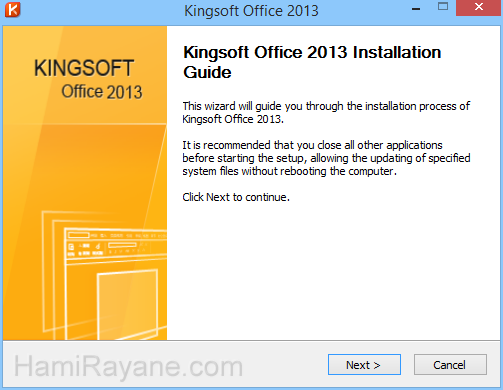 Kingsoft Office Suite Free 2013 9.1.0.4550 그림 1