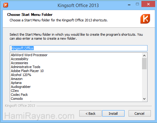 Kingsoft Office Suite Free 2013 9.1.0.4550 그림 5
