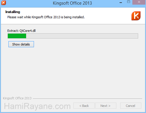 Kingsoft Office Suite Free 2013 9.1.0.4550 그림 6